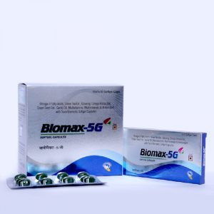 Biomax Softgel capsule