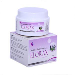Aloe Vera & Vitamin E Cream
