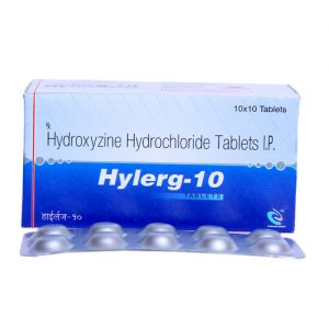 Hylerg 10 Tablet
