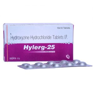 Hylerg-25 Tablet