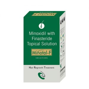 Minoxidil With Finasteride Topical Solution