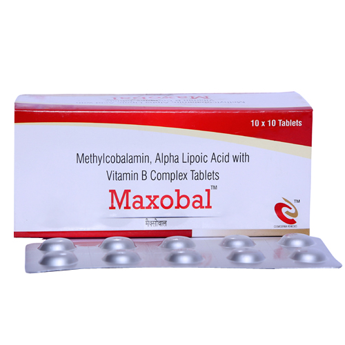Methylcobalamin, Alpha Lipoic Acid with Vitamin B Complex Tablets