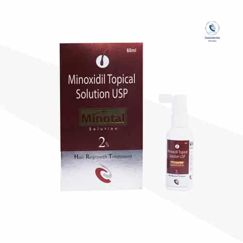 Minoxidil 2% w/v Lotion