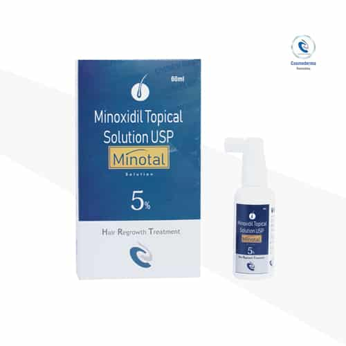 Minoxidil 5% w/v Lotion