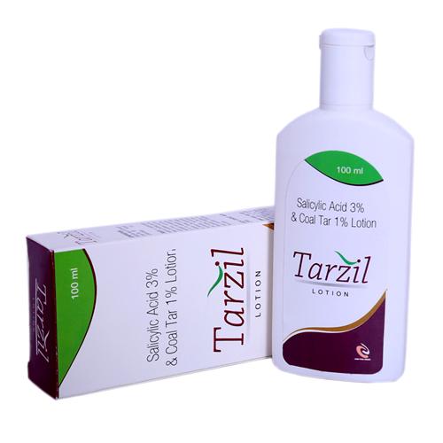 Salicylic Acid 3% & Coal Tar 1% Lotion