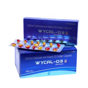 Calcium Carbonate & Vitamin D3 Softgel Capusles
