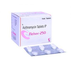 aziser-250 tablet
