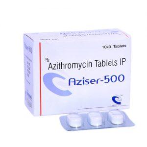 aziser 500 tablet