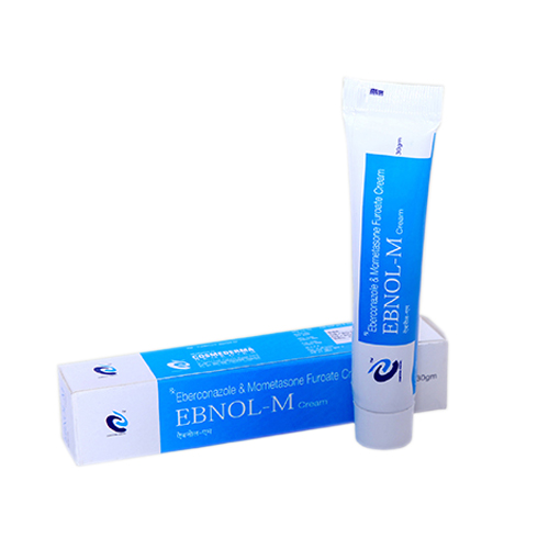eberconazole and mometasone furoate cream