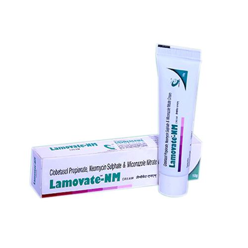 Clobetasole 0.05% w/w, Neomycin 0.5% w/w, Miconazole Nitrate 2% w/w cream