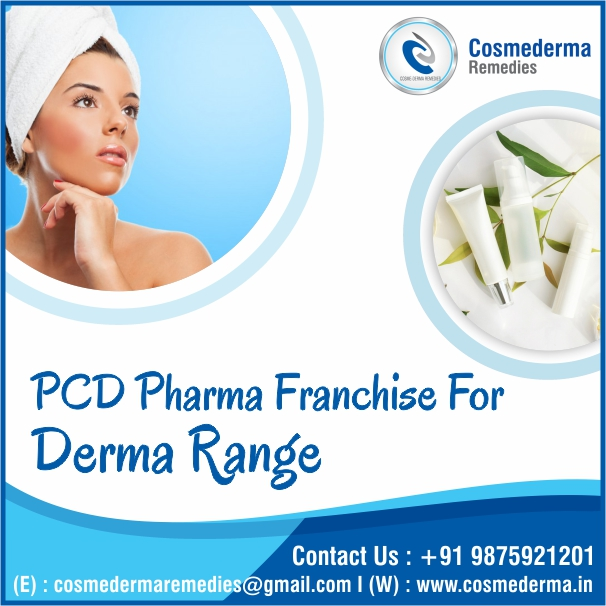 Derma PCD Franchise in Goa