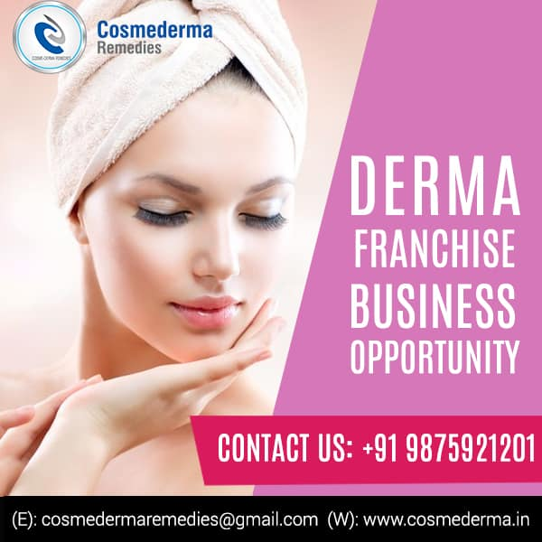 Derma Franchise Business in West Bengal