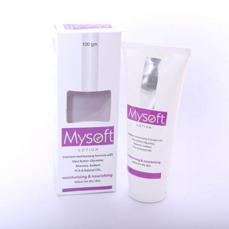 mysoft lotion